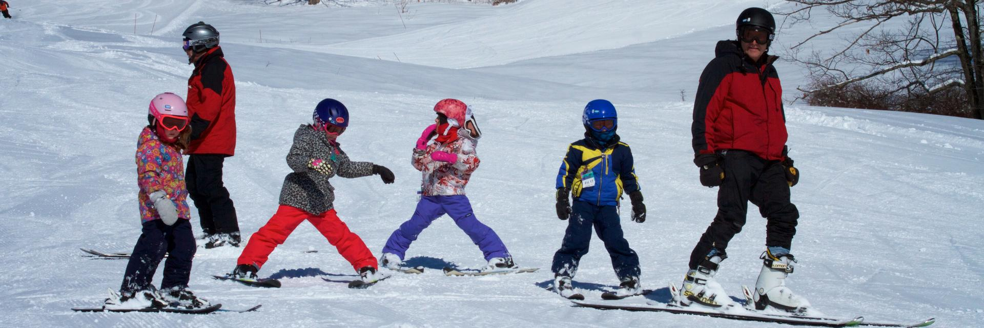 Ski School And Instruction The Quechee Club